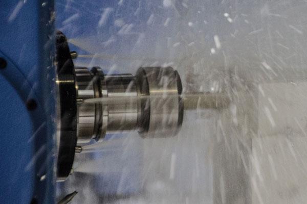 CNC-Maschinen für die Metallbearbeitung
